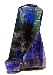 naturalTanzanite